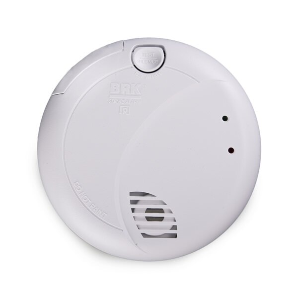 BRK 710E Battery Optical Smoke Alarm