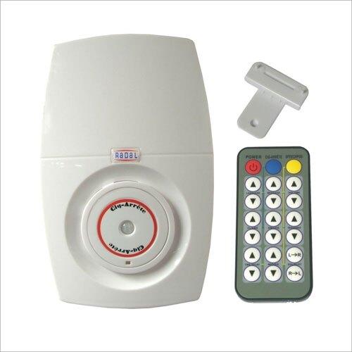Cig-Arrête SD Evolution Smoke Detector & PIR Motion Sensor with Voice Warning
