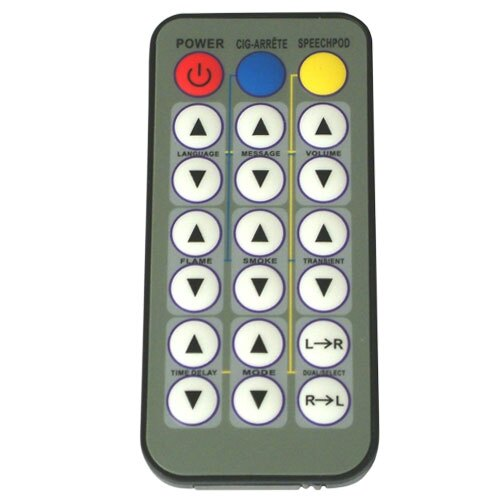 Cig-Arrête SD Evolution IR Remote Control