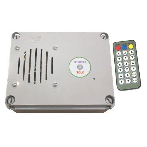 SD Evolution SpeechPOD r - Weatherproof Voice Warning System
