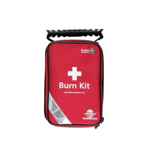 St John Ambulance Burnshield&reg Catering Burn Kit
