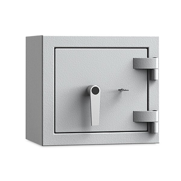 Prisma Grade 1 Size 0 fitted with high security key lock