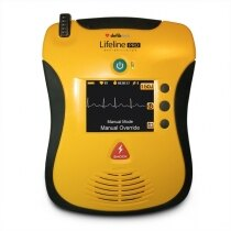Defibtech Lifeline Pro with ECG monitoring capabilities