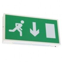 ES8 - Fire Exit Sign