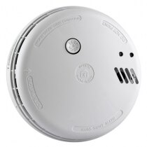 Ei146 - Optical Smoke Alarm with Alkaline back-Up battery