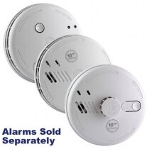 Ei160 Series - Smoke Alarms with Lithium Backup Battery & Interconnect