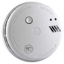 Ei166 - Optical Smoke Alarm with Lithium Back-Up Battery