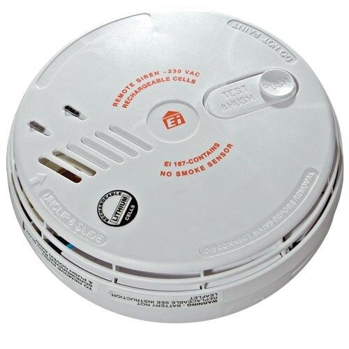 Ei167 - Mains Powered Sounder