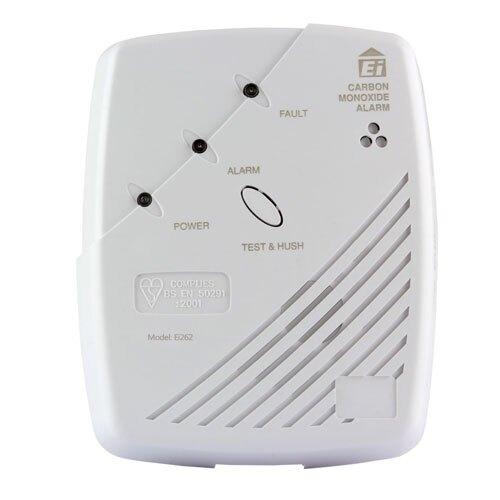 Ei262 - Carbon Monoxide Alarm with Radio-interlink