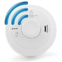 Mains Radio-Interlinked Smoke and Heat Alarm with Back-up - Ei3024RF