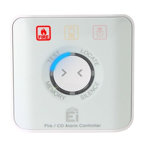 wireless fire and co alarm controller ei450. Black Bedroom Furniture Sets. Home Design Ideas