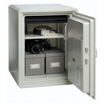 The Chubbsafes Executive safe is suitable for protecting papers and valuables