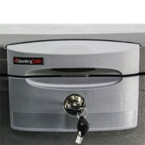 Sentry F2300 fire and waterproof box privacy lock