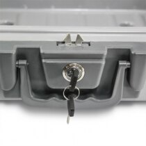 Phoenix FS0351 fireproof document box privacy lock