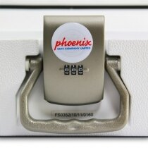 Phoenix FS0352C fire and waterproof document box combination lock