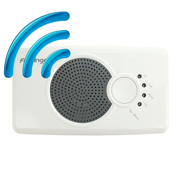 FireAngel W2-LFS-630 Radio-Interlinked Low Frequency Sounder