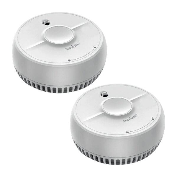 Battery Optical Smoke Alarm - FireAngel SB1-TPR Twin Pack