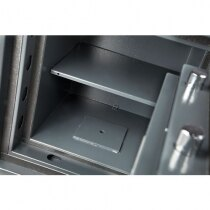 The Firesec 1060 safe has a superior anti-rust treatment