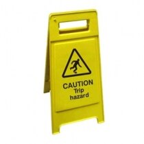 Janitorial Cleaning Sign - Trip Hazard
