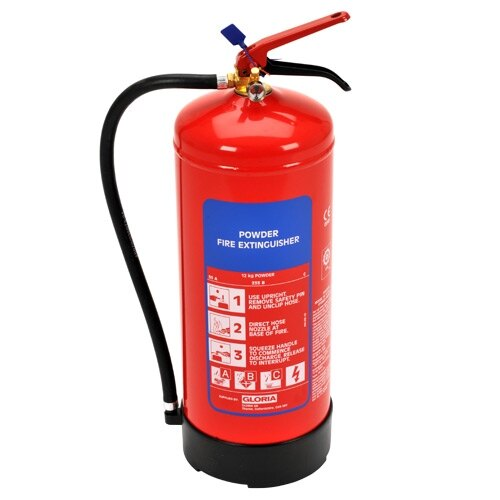 12kg Truck Powder Extinguisher