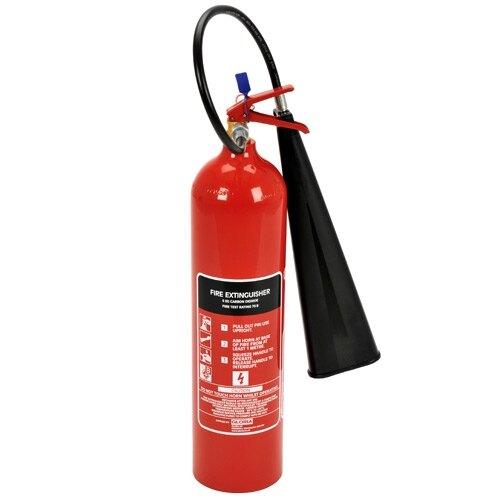 5kg CO2 Fire Extinguisher - Gloria C5G