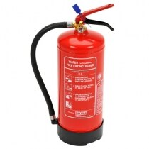 6ltr Water Fire <br />Extinguisher