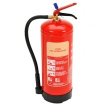 9ltr Foam Fire Extinguisher - Gloria S9DLWB