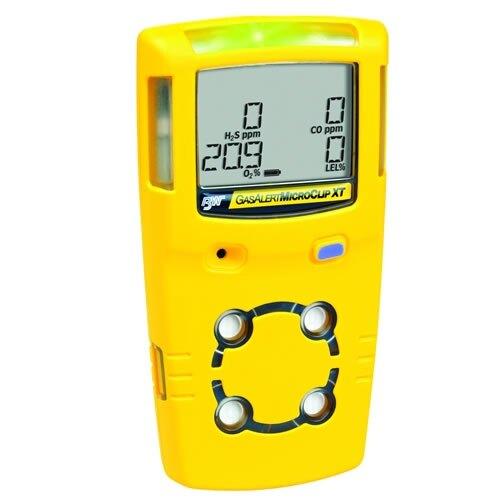 Gas Alert Micro Clip XT Multi Gas Detectors by Honeywell