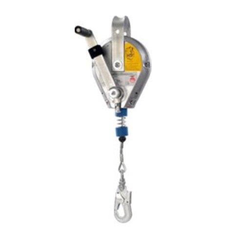 IKAR HRA Fall Arrest and Recovery Device - Steelrope Lifeline
