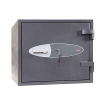 Fitted with high security double bitted key lock