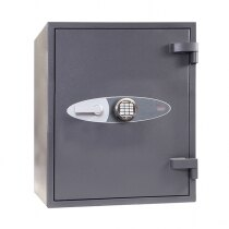 Fitted with high security VdS class II electronic lock