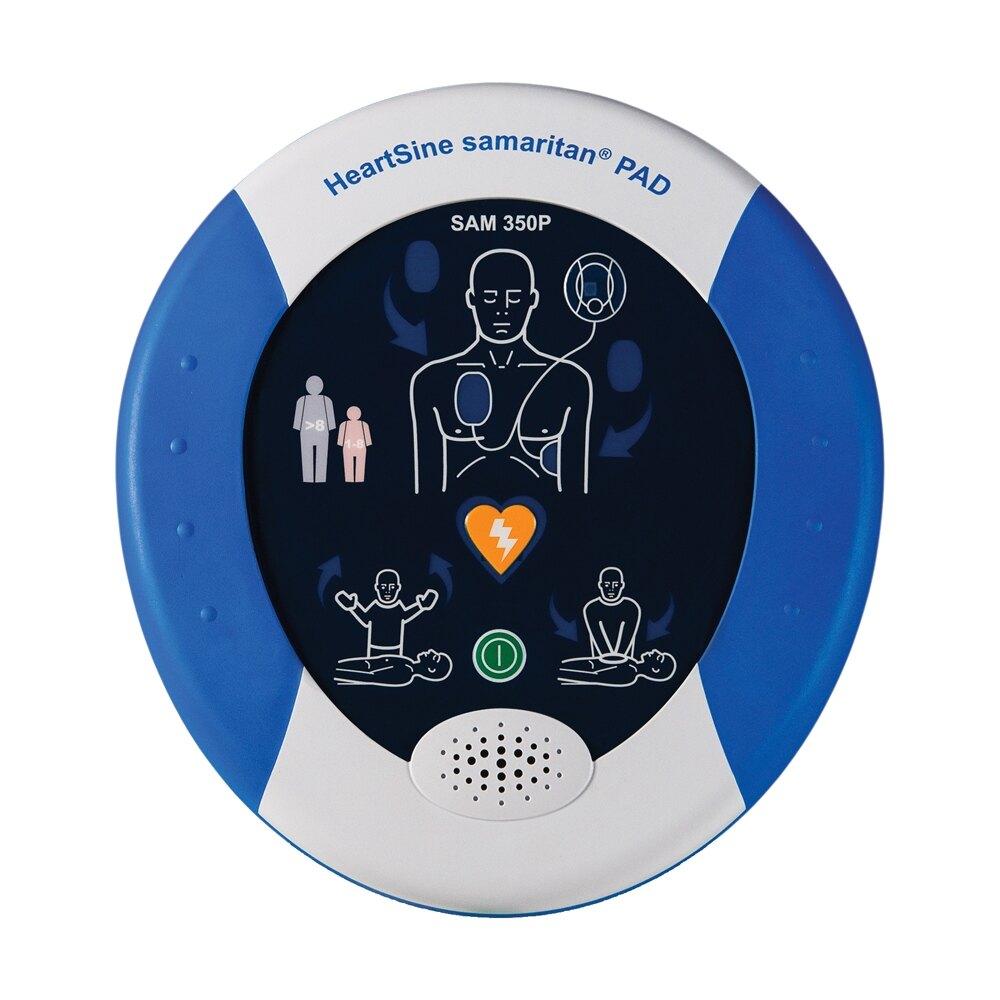 HeartSine Samaritan PAD 350P Defibrillator Unit