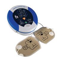 Bundle includes a HeartSine Samaritan 500P Defibrillator