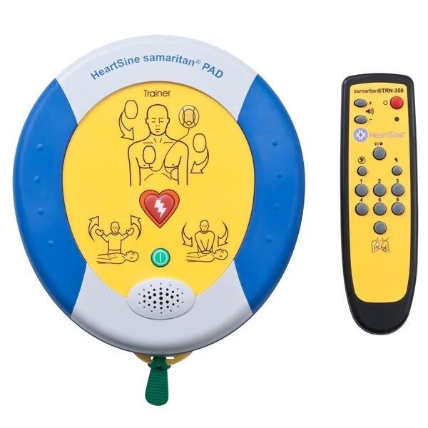 HeartSine Samaritan PAD 350P Defibrillator Trainer Unit