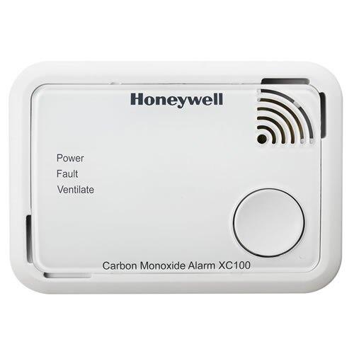 Honeywell XC100 Carbon Monoxide Detector