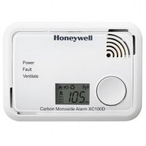 The Honeywell XC100D Carbon Monoxide Detector