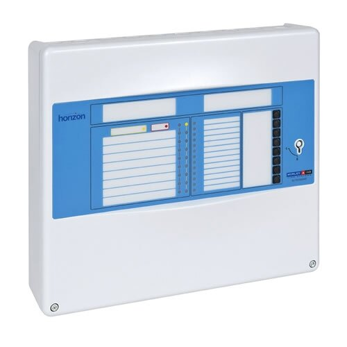 Morley Horizon Fire Alarm Panel - 2 Zone