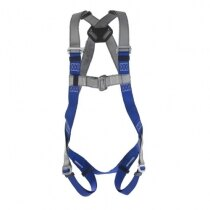 Fall Arrest Harness - Single Point - Quick Connect Buckles