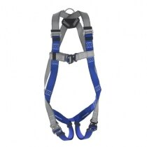 Fall Arrest Harness - Single Point - Quick Release Buckles