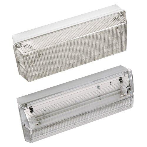 JP and JPX 8 Watt bulkhead lights with self-test