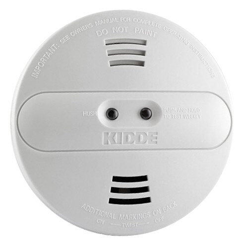kidde pi9000 dual sensor smoke alarm. Black Bedroom Furniture Sets. Home Design Ideas