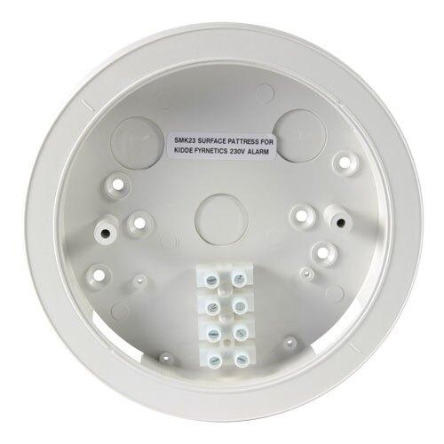 kidde smk23u pattress for slick and firex alarms. Black Bedroom Furniture Sets. Home Design Ideas