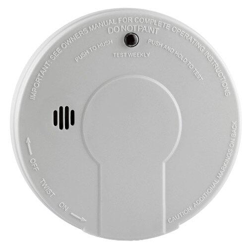 kidde i9060 ionisation smoke alarm with hush button safelincs kidde appro. Black Bedroom Furniture Sets. Home Design Ideas