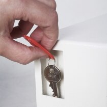 Key deposit slot - 55x35x15mm