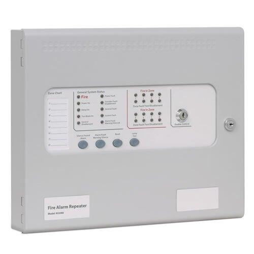 Kentec Sigma CP-R 4 Zone Repeater Panel