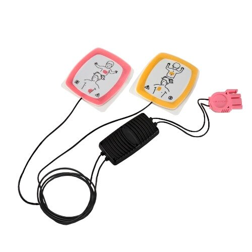 Lifepak Infant/Child Reduced Energy Replacement Electrodes