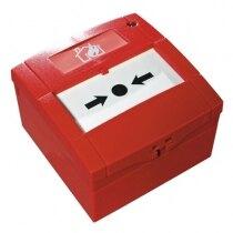 Manual Call Point for Ei Wireless Alarms - Ei407