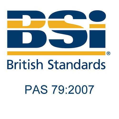 British Standard - PAS 79:2007 (Hard Copy) - Fire Risk Assessment. Guidance And A Recommended Methodology