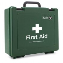 People Carrying Vehicle First Aid Kit