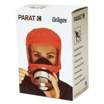 Draeger Parat C Fire Escape Hood - Single Pack